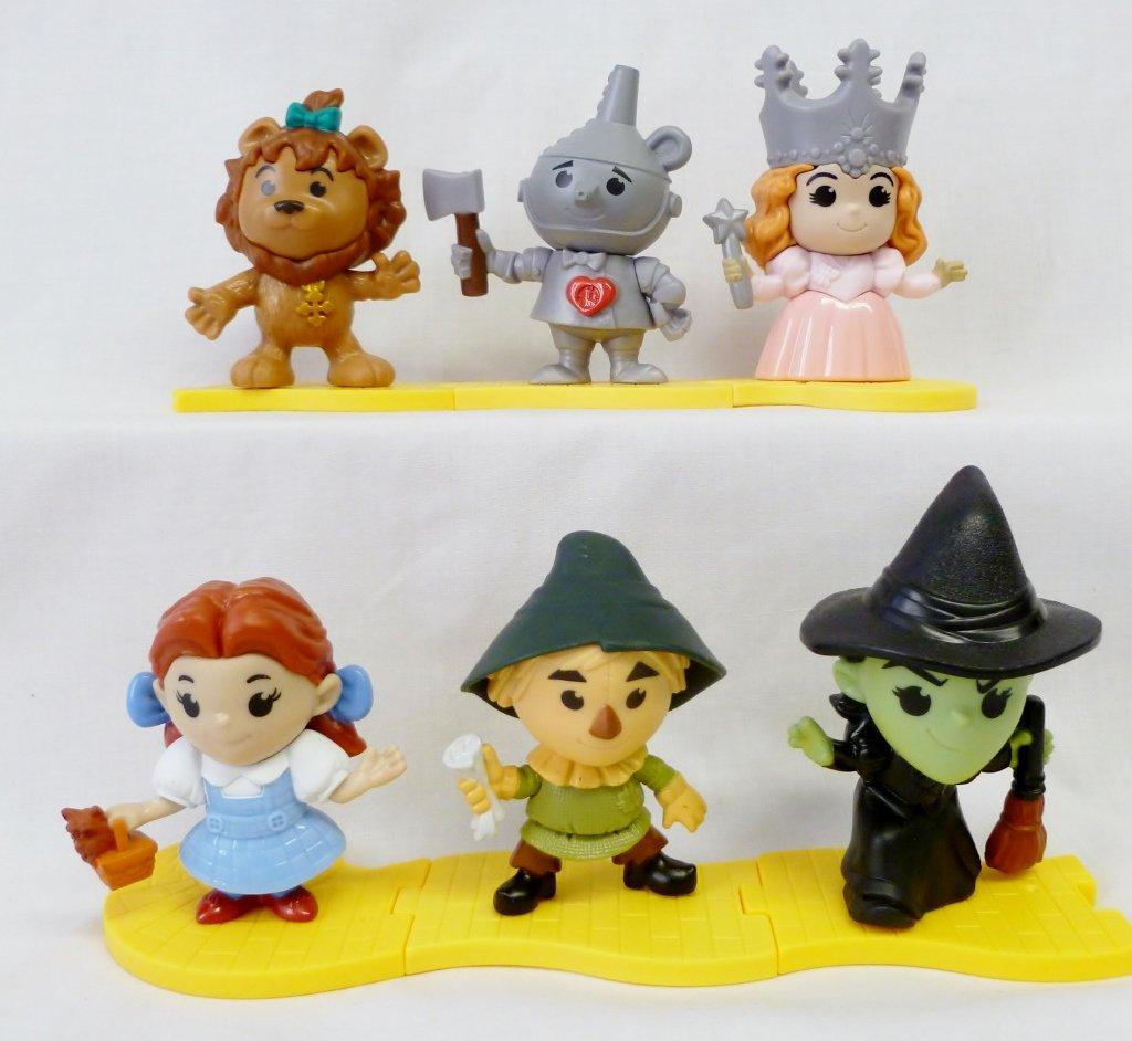 Amazon.com: Mcdonalds Happy Meal 2013 75th Anniversary Wizard Of Oz ...
