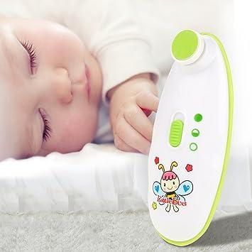 Lima de uñas para bebés eléctrico recortador de uñas para ...