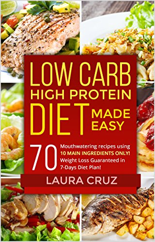 Simple high protein weight loss meal plan