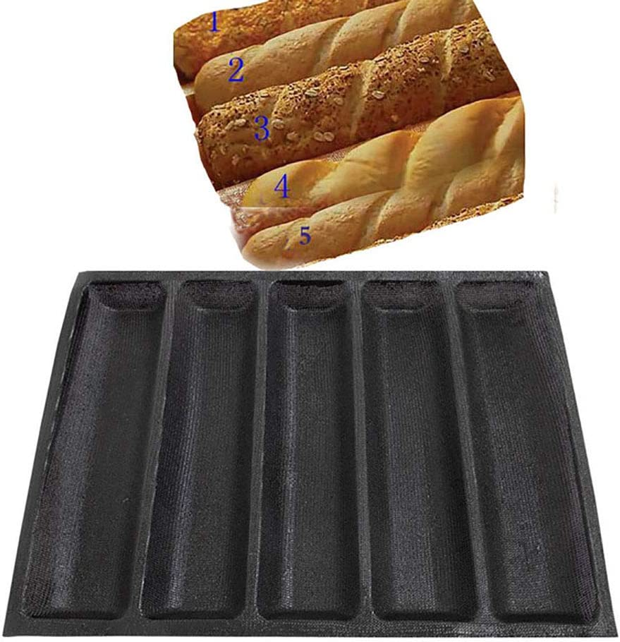 Silicone Pastry Mat Baking Non Stick Oven Liner Kitchen Fiber Cookie Cooking Pad