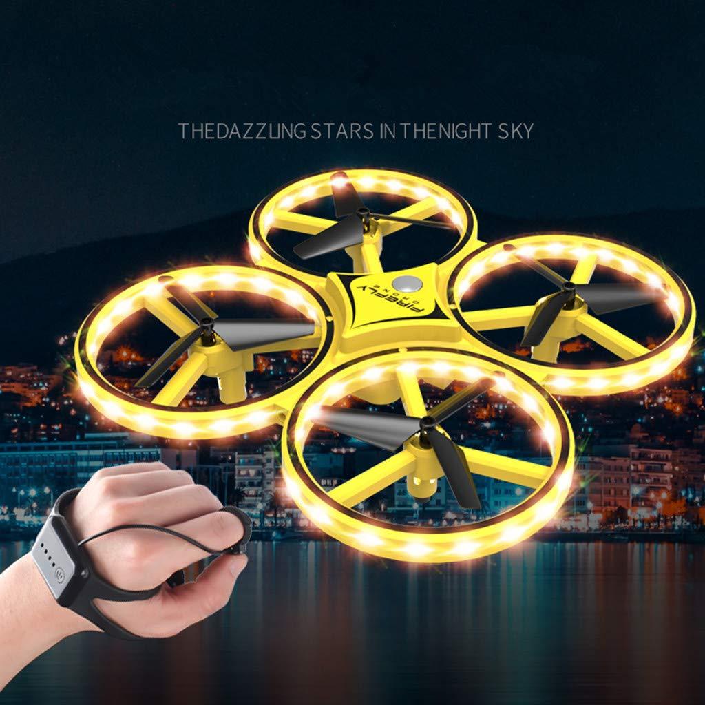 BOOMING - Sensor de luz Manual de avión de Cuatro Ejes 2.4 G para ...