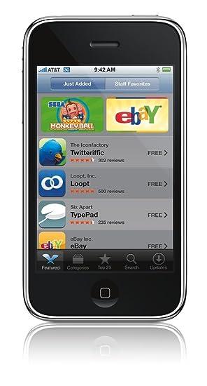 8GB IPHONE 3G POUR TÉLÉCHARGER ITUNES
