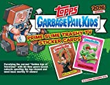 2016 Topps GPK Garbage Pail Kids Card Stickers Series 2 Trashy TV Blaster Box - 4 packs of 10 cards