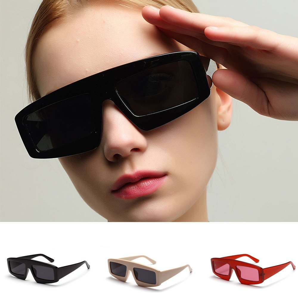 MenS And WomenS Large Frame Sunglasses Sunglasses Uv Protection Goggles Gifts