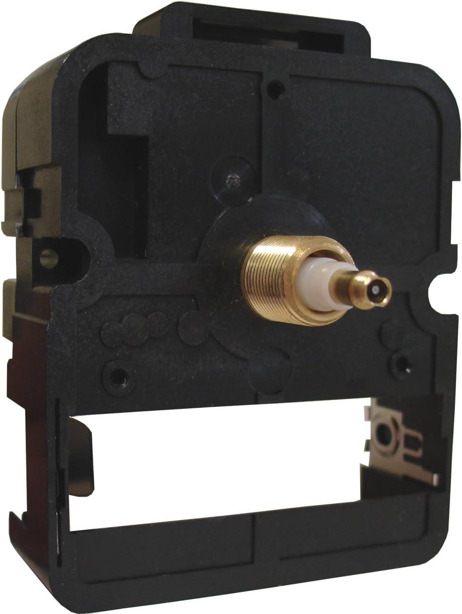 Takane Clock Movement Extra Spacing High Torque – Non-Pendulum – For Large Hands – Clock Repair Kit –