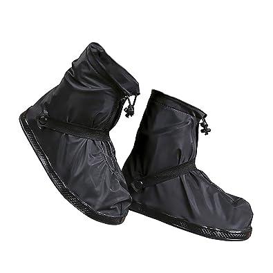 シューズカバー 防水 雪 雨 泥除け 携帯可 ブーツ 梅雨対策 レインブーツ 防水 靴 レイン