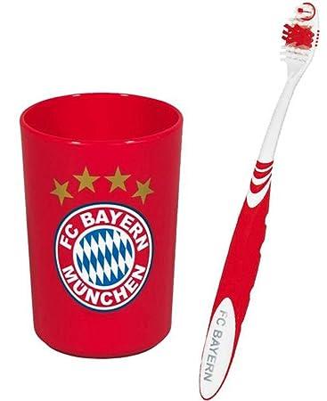 FC Bayern M/ünchen Zahnputzbecher