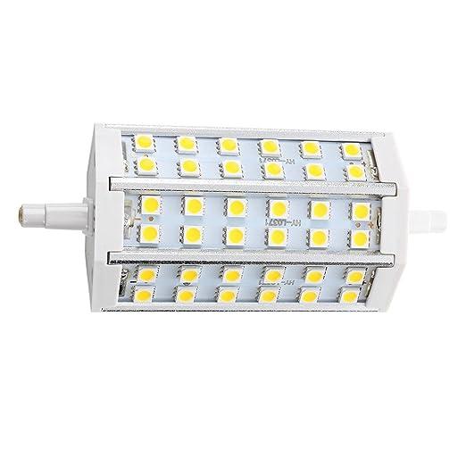 SODIAL (R) R7s / J118 36 5050 SMD bombillas LED linterna barra bombilla halogena