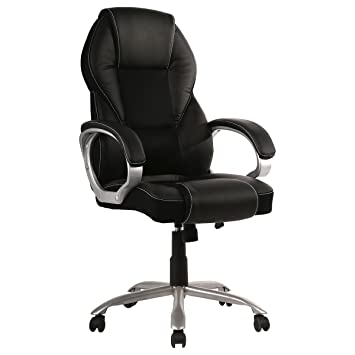 BestOffice Home Office Chair Desk Ergonomic Computer Executive Modern Tall  Student Task Adjustable Swivel High Back 0c509d086