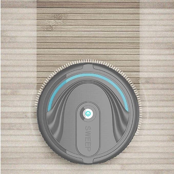 Sliwei Aspirador Robot doméstico Barrido y fregado Aspiración ...