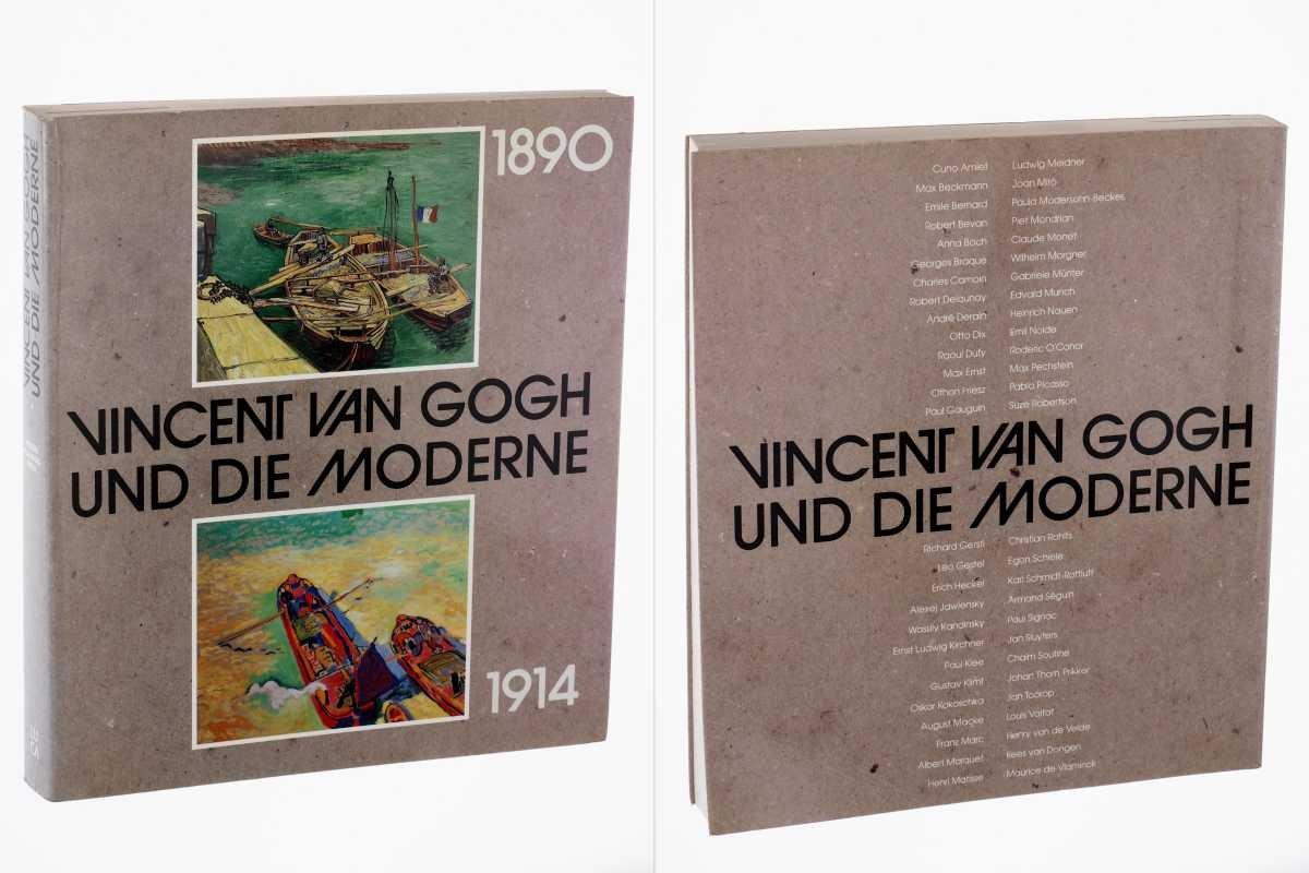 vincent van gogh und die moderne 1890 1914