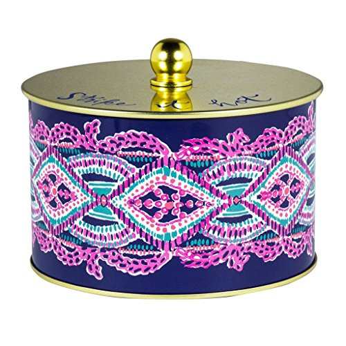 Lilly Pulitzer Large 3-Wick Candle, Seas the Day