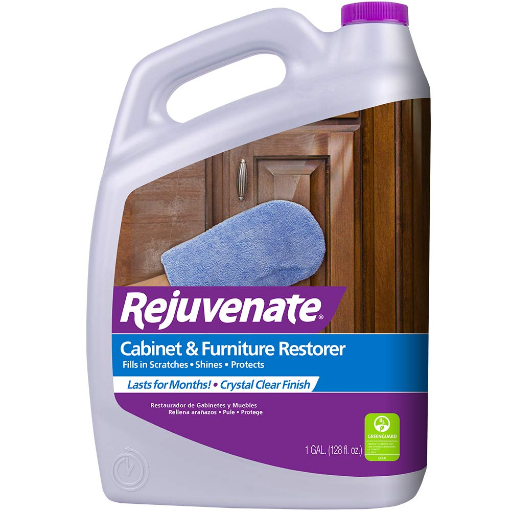 Rejuvenate Cabinet and Furniture Restorer, 128 Fluid Ounce