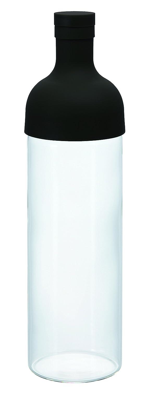Hario FIB-75-B Cold Brew Tea Bottle, 750ml, Black