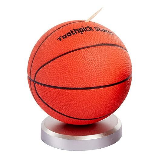 kekehouse® Baloncesto Forma automática palillo Holder caja ...