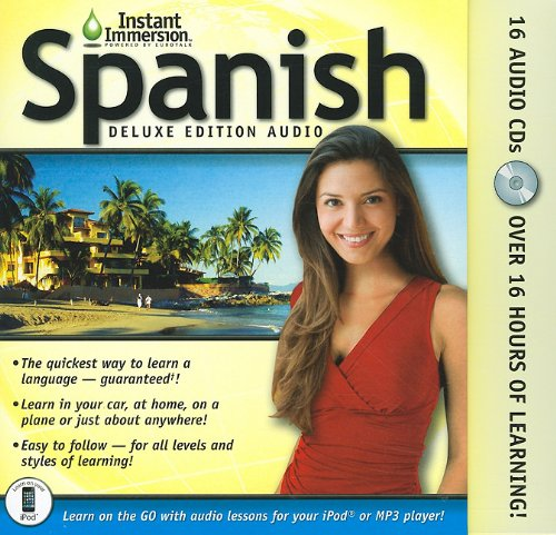 Spanish  Instant Immersion   Spanish Edition