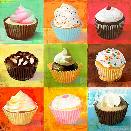 Enjoy Cupcakes (paper) by Steffen, Cory