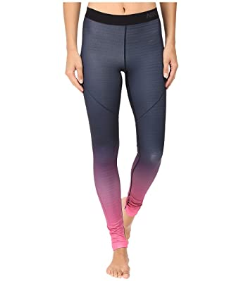 3eb12db758d9c Nike Women's Pro Hyperwarm Tight Hyper Pink/Midnight Navy/Black Size X-Large
