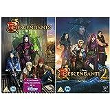 Disney The Descendants 1-2 Complete DVD Collection - The Descendants 1 / The Descendants 2