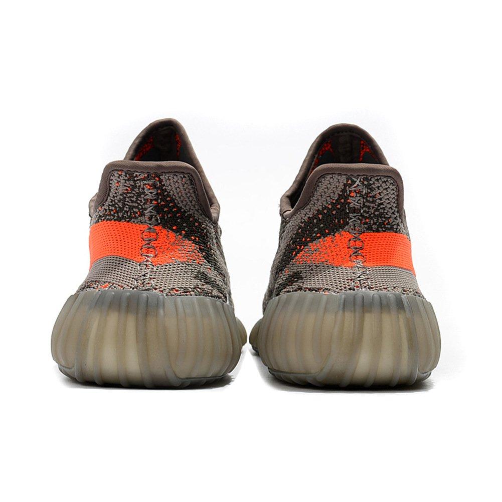 AUMERN Men′s Women′s Breathable Mesh Shoes 350 V2 Sport Sneakers B07DN19C2N Women US 9.5 B(M) 42EU/Men US 8.5 D(M) 42EU|Beluga