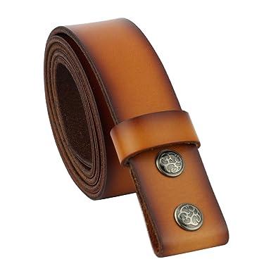 Xposed Sangle de ceinture en cuir véritable à clipser Compatible avec Jeans  Pantalon Sans Boucle Pour homme 3,5 cm  Amazon.fr  Vêtements et accessoires 375ab2f4da4