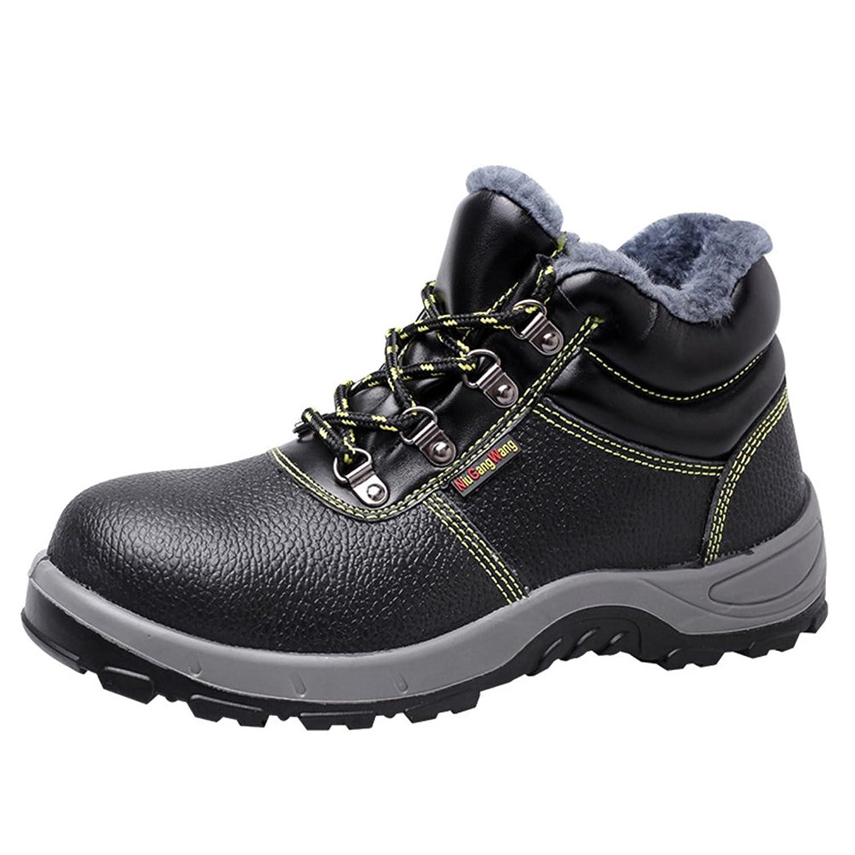 Bottes Hiver Chaussures Homme Securite Travail Doublure Acier Bout Z1w1Tqaxtf
