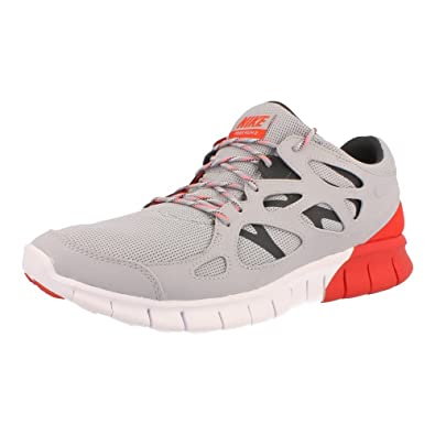 3f8f02efd678 nike free run 2 mens running trainers 537732 005 uk 9 us 10 eu 44 sneakers  shoes barefoot ride  Amazon.co.uk  Shoes   Bags