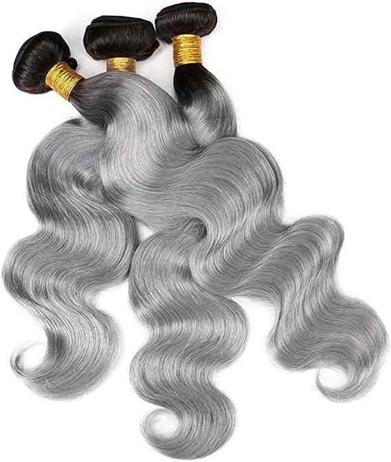 Extensiones de pelo natural de ondas, cabello natural de ...