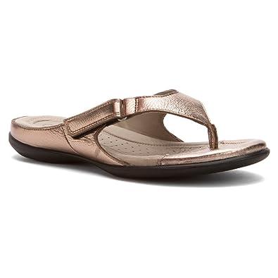 28b978d2262e ECCO 240733 Womens Flash Thong Sandal