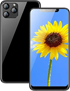 Unlocked smartphones , X20Pro-L (2020) Android phone , 6.11-inch HD+U Nouth screen , 3GWCDMA : 850/2100MHZ SIM card frequency band , 2GB RAM 16GB ROM , 3800mAhBuilt-in , Front and rear cameras(Black)