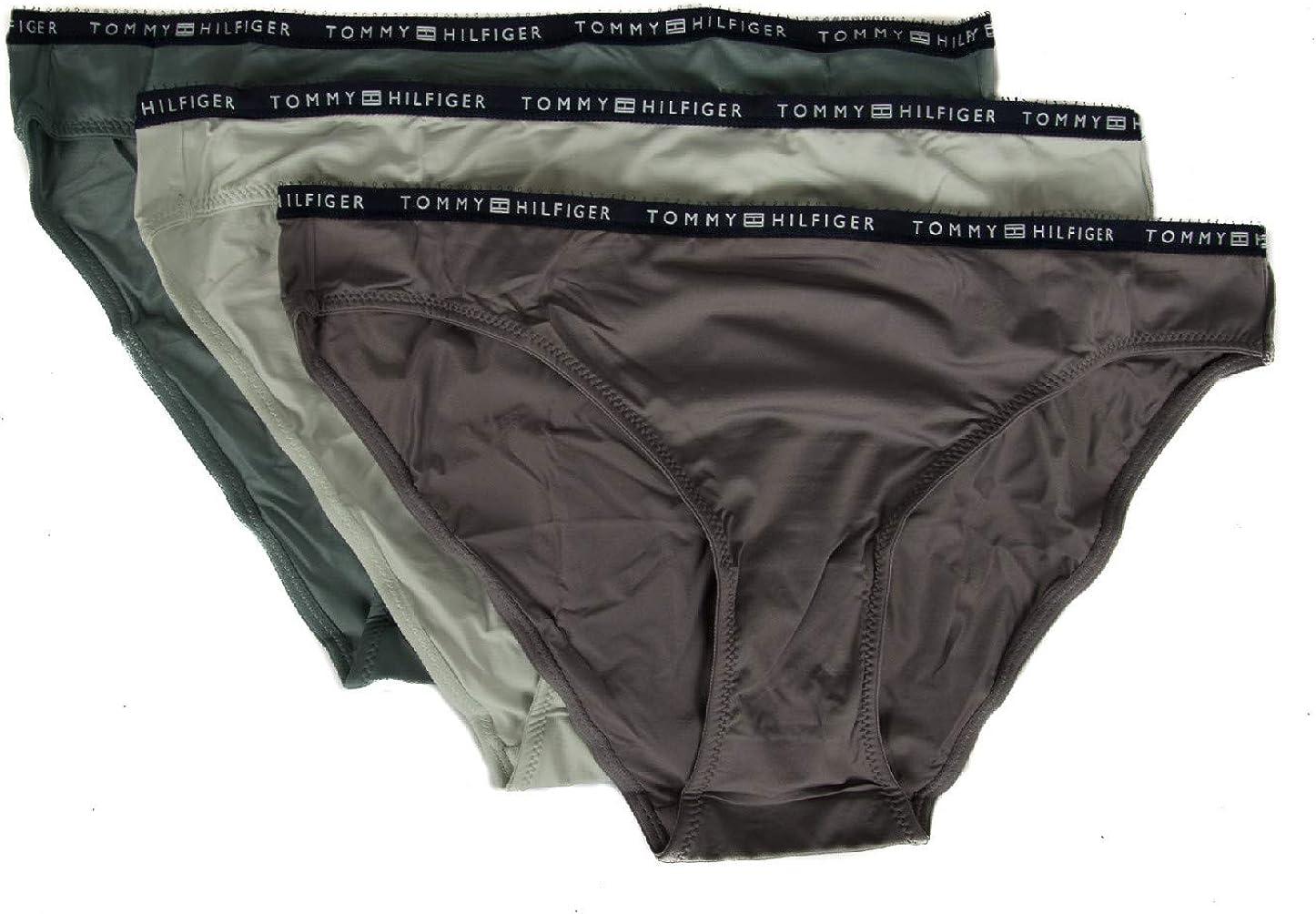 Tommy Hilfiger Pack de 3 Slip Ropa Interior Mujer artículo ...