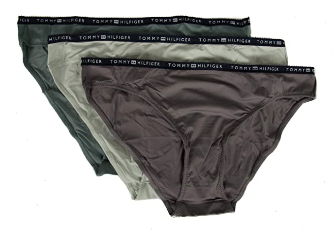 Tommy Hilfiger Pack de 3 Slip Ropa Interior Mujer artículo UW0UW00562 3PACK Bikini Logo