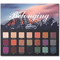 UCANBE 21 colors BELONGING collection high pigmented eyeshadow palettle