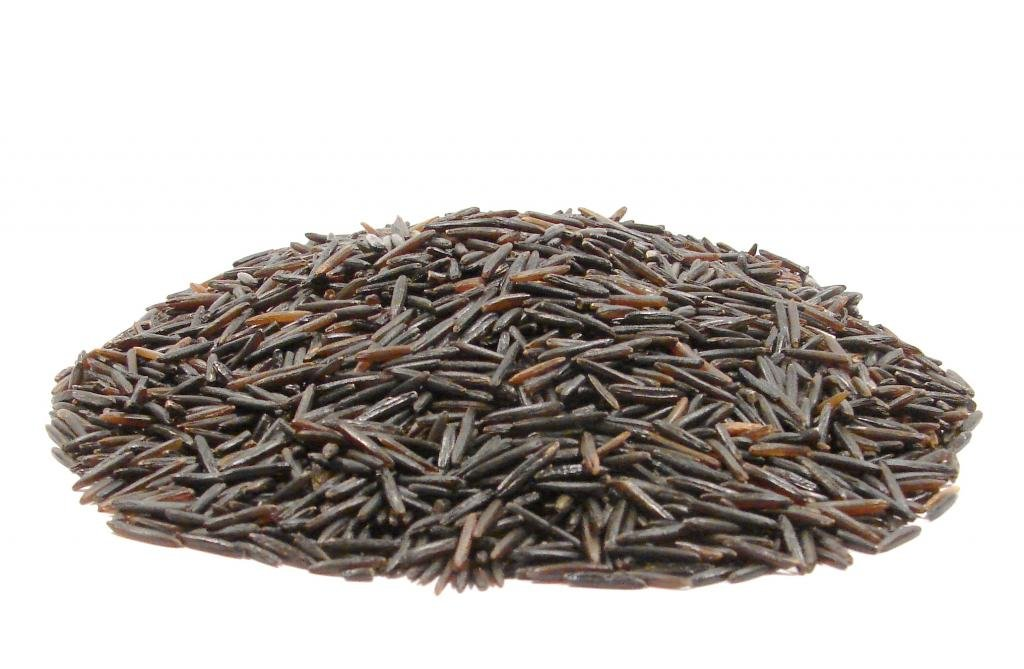 Wild Rice-2Lb-Wisconsin Harvested Long Grain Wild Rice