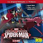 Agent Web / Süßes oder Magisches? (Der ultimative Spider-Man 17) | Gabriele Bingenheimer