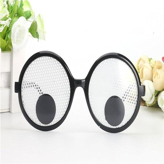 Good NightOcchiali da sole divertenti che agitano gli occhiali accessori per il partito Cosplay KU27sFI