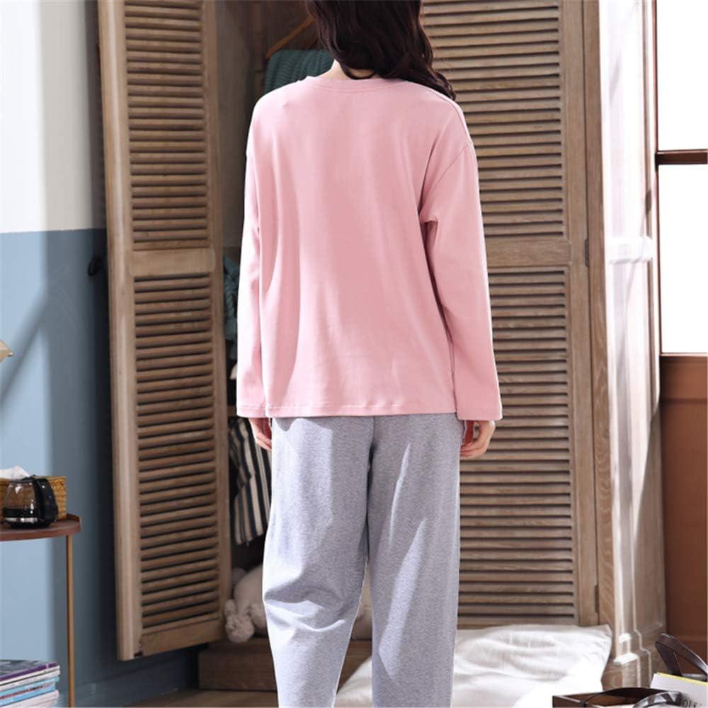 DUXIAODU Camisón de algodón para Mujer | Tela Suave y Transpirable ...