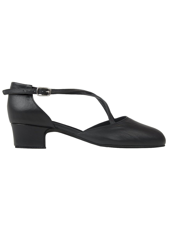 SchwarzRumpf Broadway 2021 Tanzschuhe Leder Latein Salsa Rumba Tango Ballroom Standard Schuhe Chromledersohle Absatz 3 cm