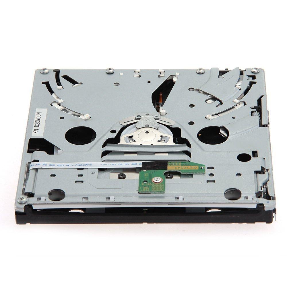 Amazon.com: Genuine Nintendo Wii DVD Rom Drive Disc Replacement Repair  Part: Computers & Accessories