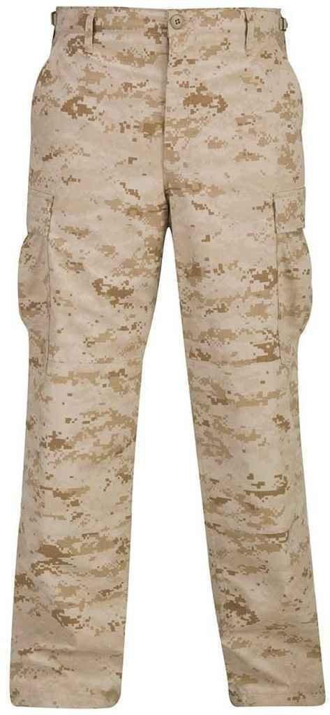 Propper Men's Genuine Gear BDU Trouser Ripstop Long,Desert Digital,US M