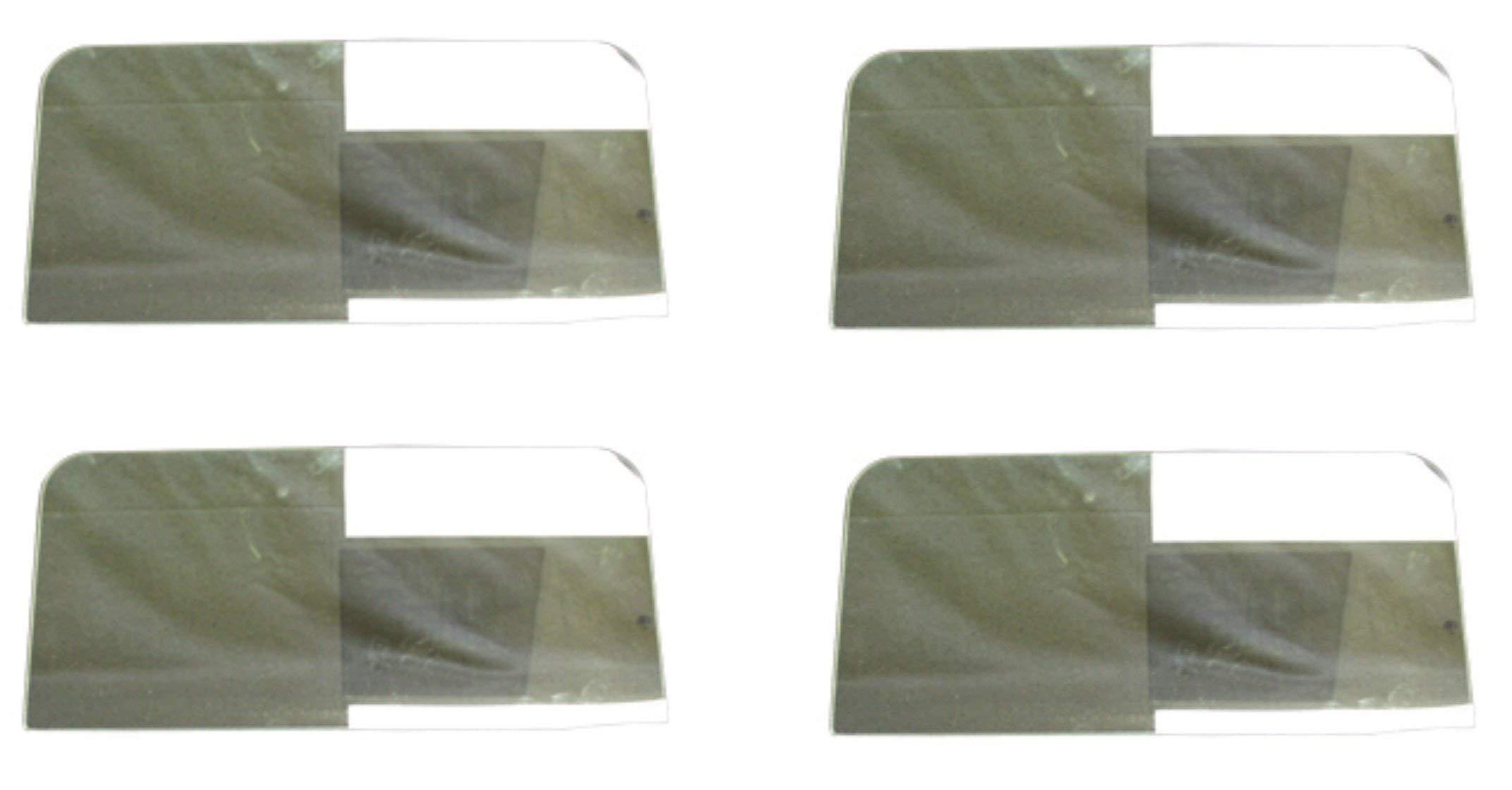NORCOLD INC. Refrigerators 618158 Crisper Cover Glass Shelf (4)