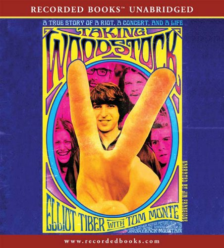 Taking Woodstock by Recorded Books