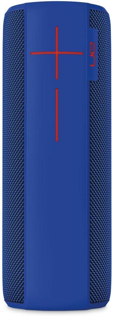 Ultimate Ears Megaboom - Altavoz portátil (Bluetooth, 360 grados, Resistente al agua, 20 horas de batería, resistente a golpes), Azul (Reacondicionado)