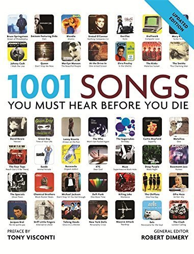 1001: Albums You Must Hear Before You Die by Robert Dimery (2013-10-07) (1001 Albums You Must Hear)