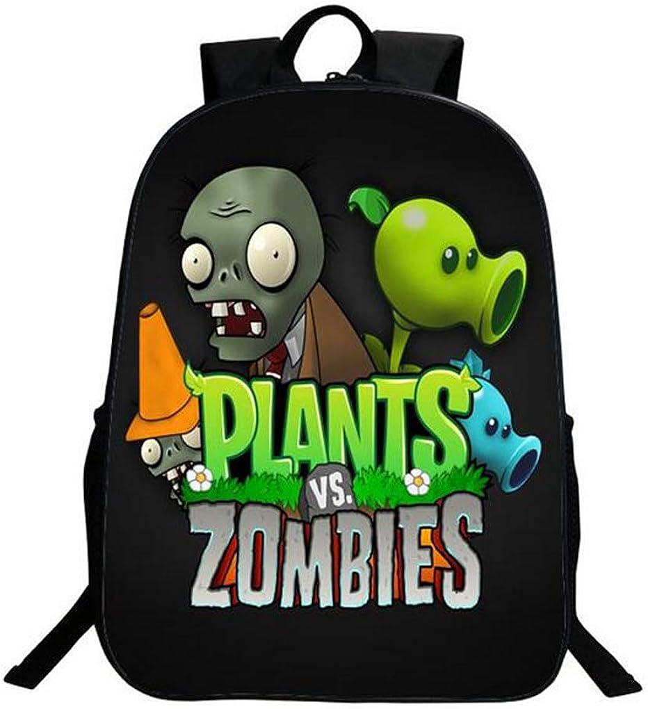 Children Backpack Unisex Pupils Cartoon Students Bookbag Canvas Schoolbag Kid's Knapsack Teens Boy Girl Daypack
