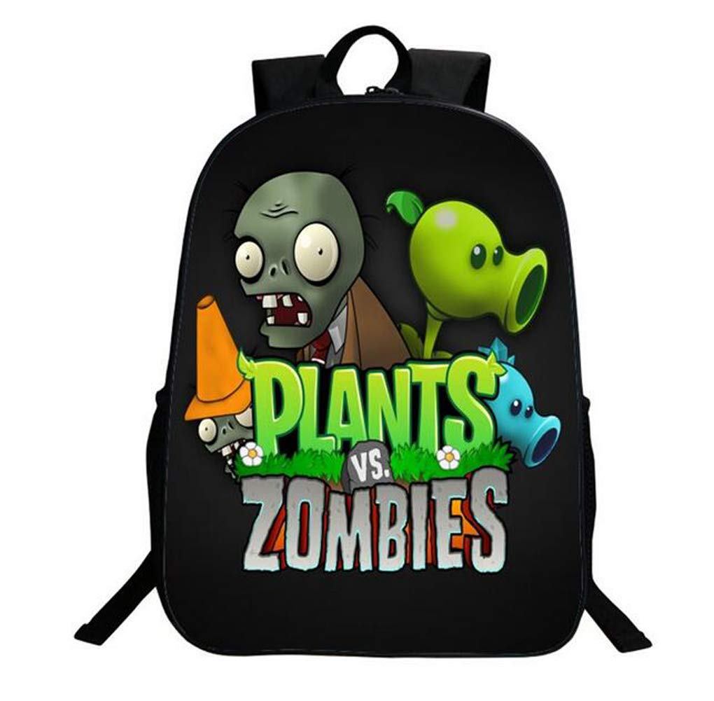 Unisex Pupils Cartoon Students Schoolbag Backpack Color A