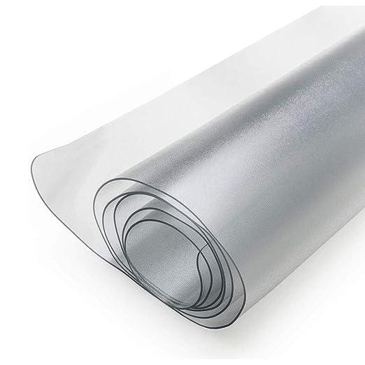 Protector De PVC Impermeable Para Mantel, Mesa, Mesa De Escritorio ...