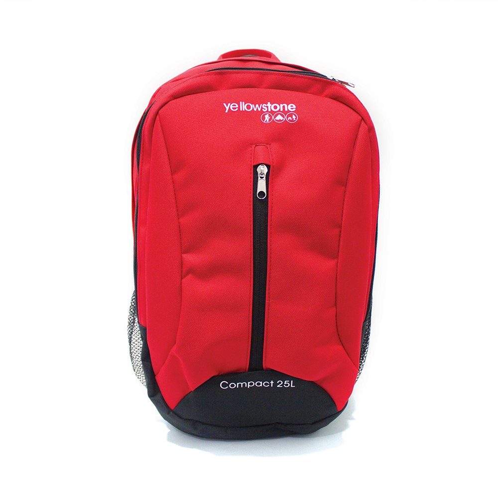 25 Litre Charcoal Yellowstone Compact Backpack