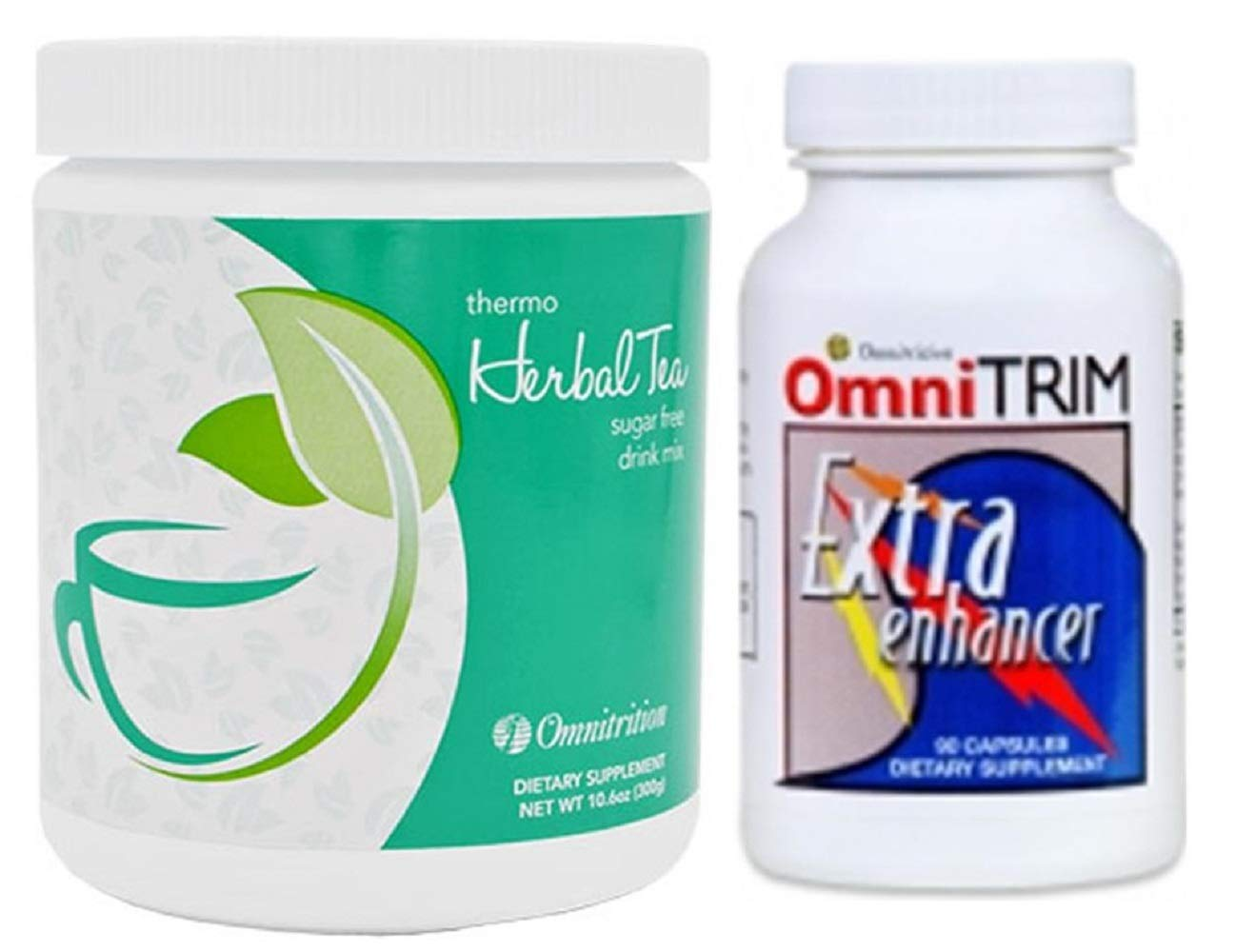Omnitrition Sugar Free Thermo Tea & Extra Enhancer by Omnitrition by Omnitrition
