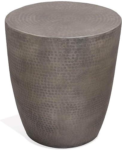 Riverside Furniture Nadene 19″ Drum Accent End Table